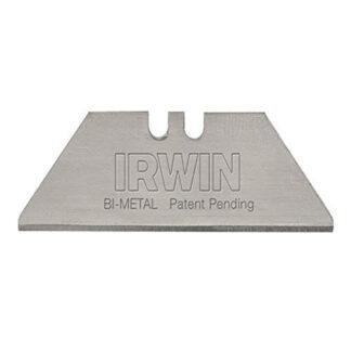 Irwin 2084400 Bi-Metal Blue Utility Blade 100pk