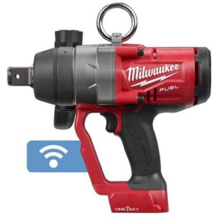 "Milwaukee 2867-20 M18 FUEL 1"" High Torque Impact Wrench with ONE-KEY"