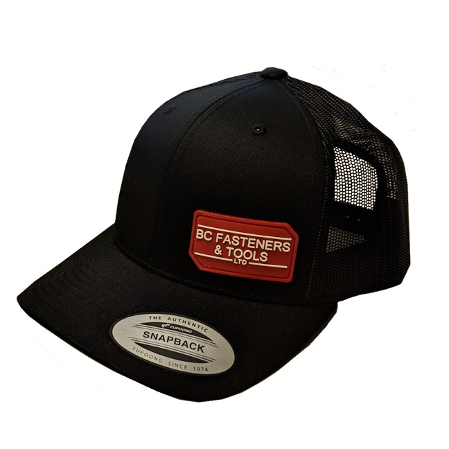BC Fasteners & Tools Snapback Hat
