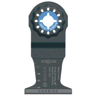 "Bosch OSL134C 1-3/4"" Starlock Oscillating Multi Tool Carbide Plunge Cut Blade"