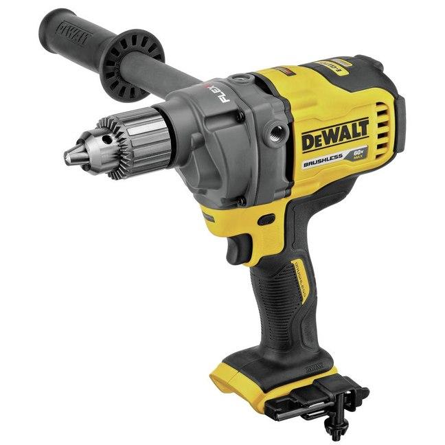 DeWalt DCD130B 60V MAX Mixer Drill With E-Clutch System