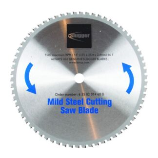 "Fein 63502014600 14"" 66T Mild Steel Cutting Saw Blade"