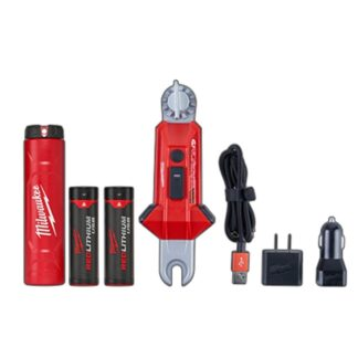 Milwaukee 2119-22 USB Rechargeable Utility Hot Stick Light
