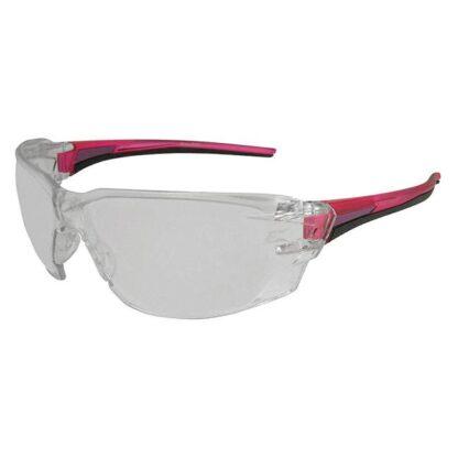 Edge XV451 Nevosa Clear/Pink Glasses