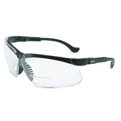 Honeywell S3763 Uvex Genesis Reading Magnifiers Safety Eyewear +2.5