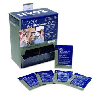 Honeywell S477 Uvex Fog Eliminator Cloths 100/Box