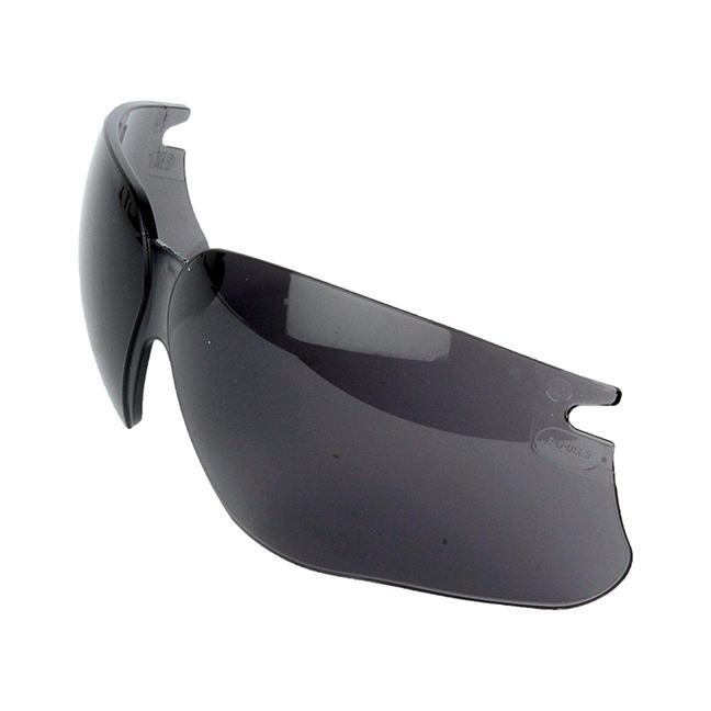 Honeywell S6912X Uvex Genesis Eyewear Replacement Lens Dark Gray