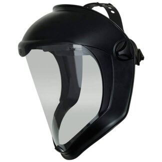 Honeywell S8500 Uvex Bionic Face Shield with Clear Polycarbonate Visor