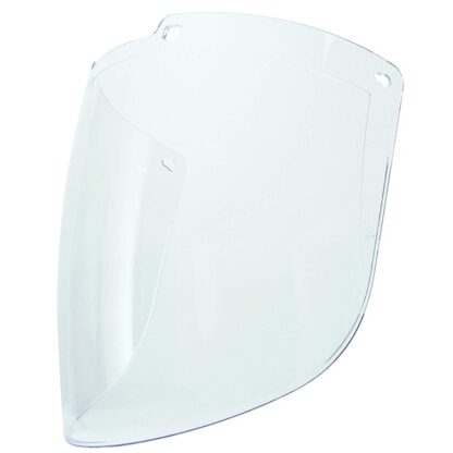 Honeywell S9550 Uvex Turboshield Face Clear Polycarbonate Replacement Visor and Clear Lens