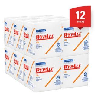 """Kimberly Clark 05812 WYPALL L30 Towels 12""""x12.5"""""""