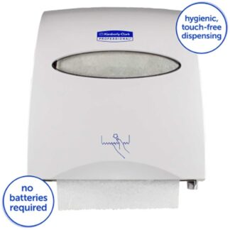 Kimberly Clark 09991 SANITOUCH Roll Towel Dispenser