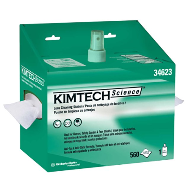Kimberly Clark 34623 KIMTECH SCIENCE Lens Cleaning Station
