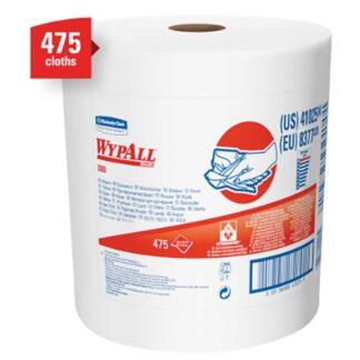 """Kimberly Clark 41025 WYPALL X80 Cloths 12.5""""x13.4"""""""