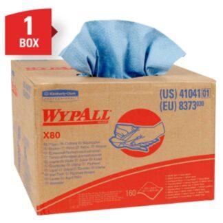 Kimberly Clark 41041 WYPALL X80 Cloths