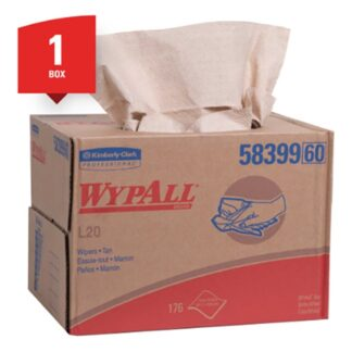 Kimberly Clark 58399 WYPALL L20 Cloths