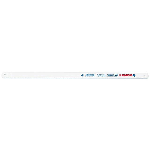 "Lenox 20143V214HE Bi-Metal 12"" 14TPI Hacksaw Blades 10PK"