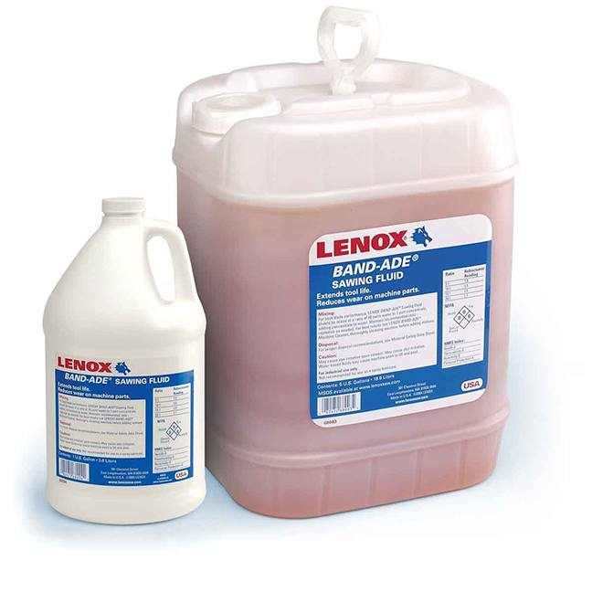 Lenox 68003 Pail Bandaid Sawing Fluid 5 Gallon