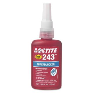 Loctite 1329467 THREADLOCKER 243 Blue