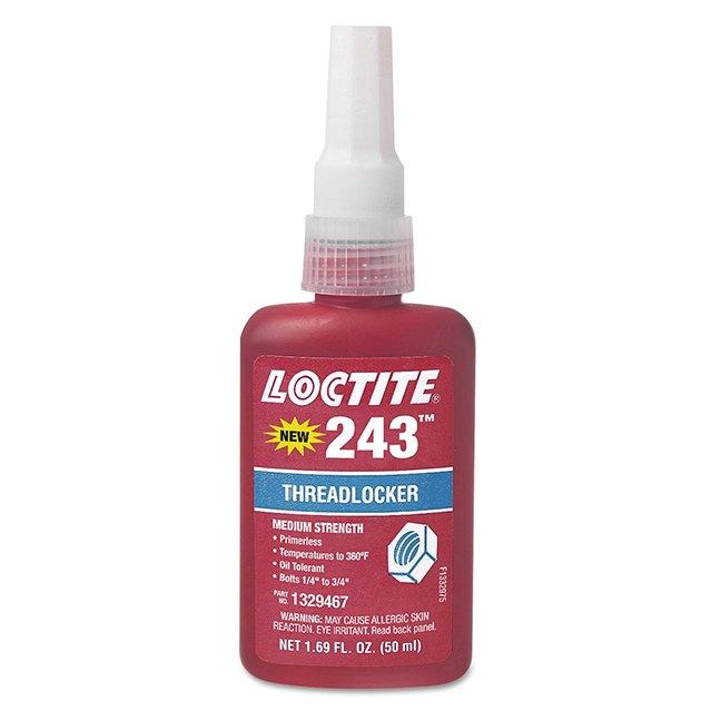 Loctite 1329467 THREADLOCKER 243 Blue