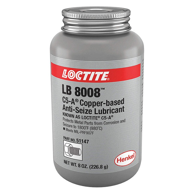 Loctite 234263 C5-A Copper Anti-Seize Lubricant 8oz