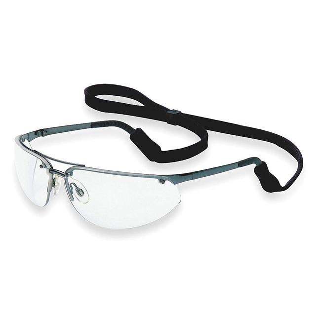 North 11150800 Fuse Scratch-Resistant Safety Glasses