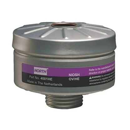North 4001HE OV Cartridge With HEPA Filter