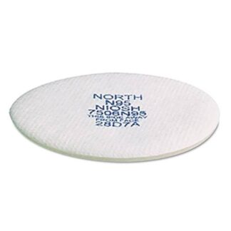 North 7506N95 N95 Non Oil Particulate Filter