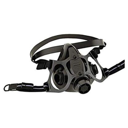 North 770030M 7700 Series Silicone Half Mask Respirator Medium