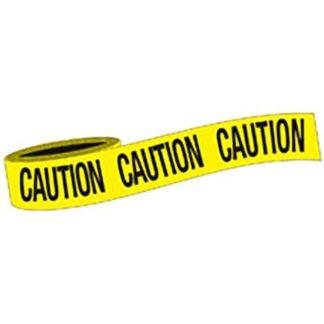 North CT3YE1 Caution Tape