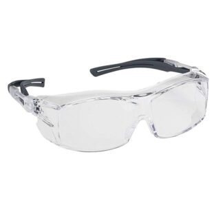 Dynamic Safety EP750C Over the Top Safety Glasses Clear