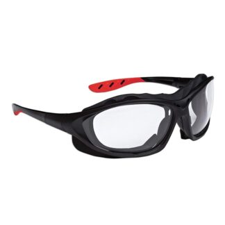 Dynamic Safety EP900C SpectaGoggle Safety Glasses Clear