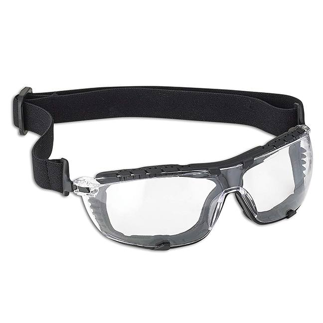 Dynamic Safety EP950C Mini SpectaGoggle Safety Glasses Clear