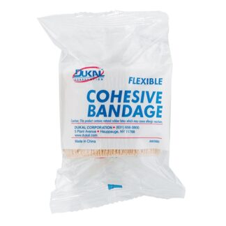 "Dynamic Safety FACOB2X5 2""x5' Self Adherent Bandage"
