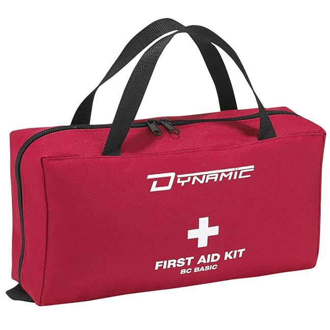 Dynamic Safety FAKBCBWMBN British-Columbia First Aid Kit Basic