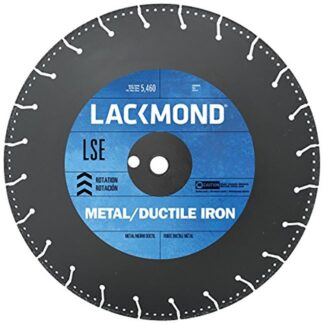 "Lackmond LSE5 5"" Metal/Ductile Saw Blade"