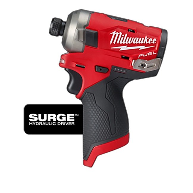 "Milwaukee 2551-20 M12 FUEL SURGE 1/4"" Hex Hydraulic Driver"