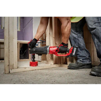 Milwaukee 2811-22 M18 FUEL SUPER HAWG Right Angle Drill Kit with QUIK-LOK™