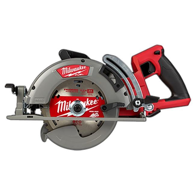 "Milwaukee 2830-20 M18 FUEL Rear Handle 7-1/4"" Circular Saw"