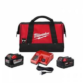 Milwaukee 48-59-1890SPC M18 REDLITHIUM 9Ah & 5Ah Battery Starter Kit