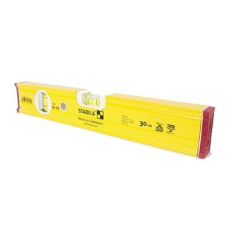 "Stabila 29012 Spirit Level 12"" Type 80 AS-2"
