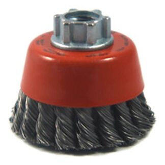 "Tyrolit 20040083 2-3/4"" Cup Brush"