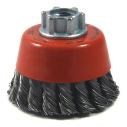 "Tyrolit 20040083 2-3/4"" Cup Brush"