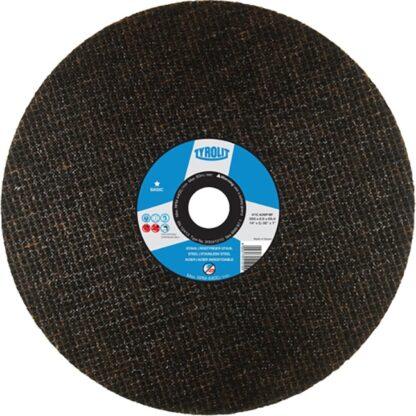"Tyrolit 20041210 14"" Chopsaw Wheel"