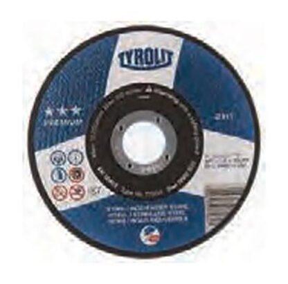 """Tyrolit 291587 6"""" Cutoff Wheel"""