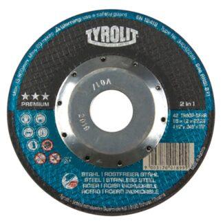 """Tyrolit 291588 7"""" Cutoff Wheel"""