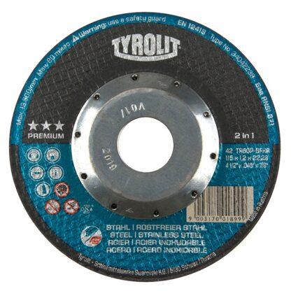 """Tyrolit 34042240 6"""" Cutoff Wheel"""