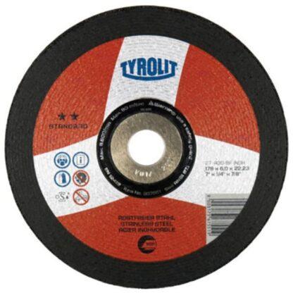 "Tyrolit 367548 5"" Grinding Wheel"