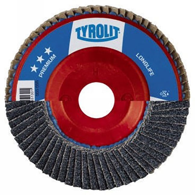 "Tyrolit 680387 7"" Flap Disc Wheel"