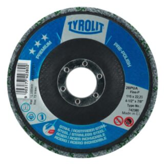 "Tyrolit 742384 5"" Polishing Disc"