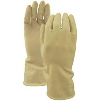 Watson 454B Marigold Rubber Gloves